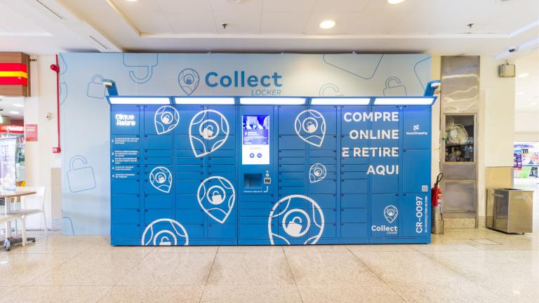 A administradora de shoppings Aliansce Sonae vai instalar armários inteligentes para a retirada de compras feitas pela internet