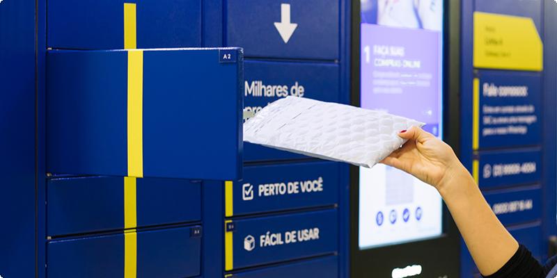 Printi e Clique Retire se unem em entrega inovadora. Suas encomendas da Printi agora podem ser retiradas no e-box.