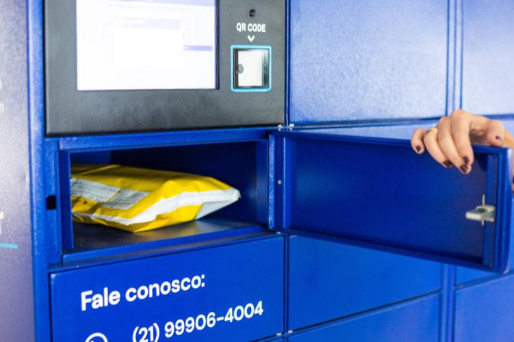 e-Box para condomínios