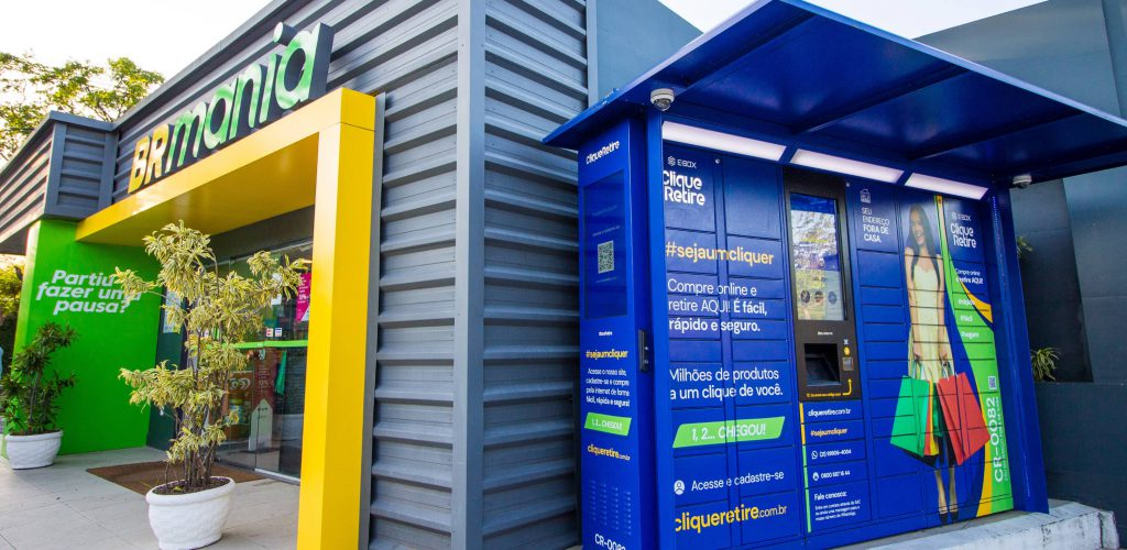 DHL Express vai usar lockers para atender demanda do e-commerce.