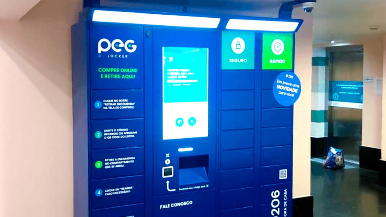 Shopping em São Gonçalo investe em armários inteligentes
