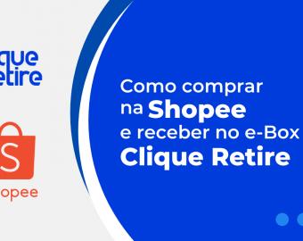 Como comprar no shopee com clique retire