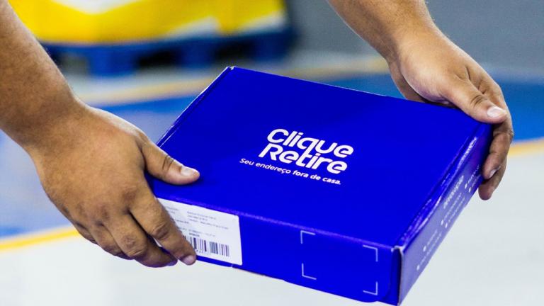 caixa clique retire - parceiro logístico